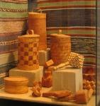 Экспонаты всероссийского музея декоративно-прикладного и народного искусства г. Москва