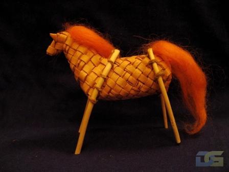 Рыжый конь